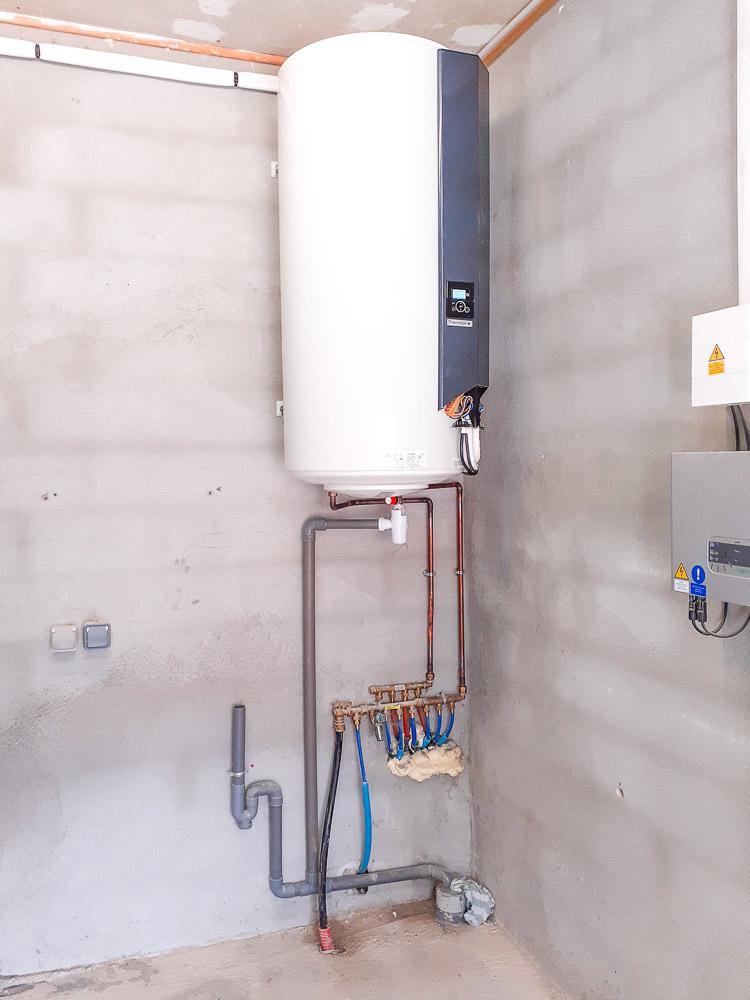 installation chauffe-eau Béziers