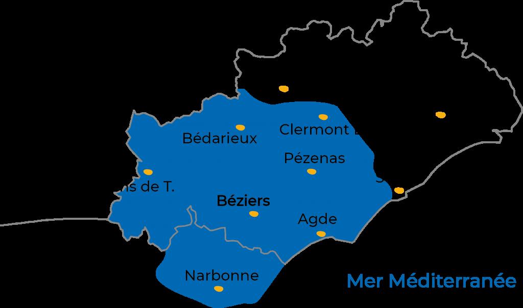 Urgence plombier Béziers
